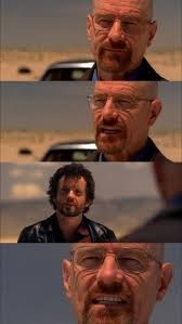 Создать мем: say my name, breaking bad, meme