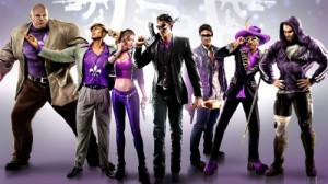 Create meme: Saints-row