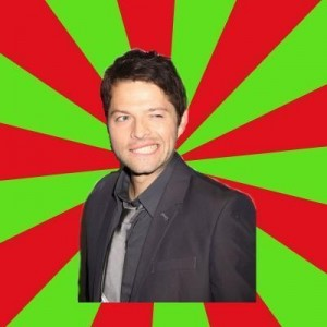 Создать мем: The Overlord, misha collins, миша коллинз