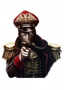 Create meme: the death corps of Krieg Commissar, warhammer imperial guard, posters of the Imperial guard