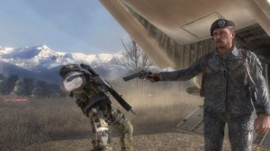 Создать мем: call of duty modern warfare 2 смерть гоуста, call of duty modern warfare трилогия, call of duty modern warfare смерть гоуста