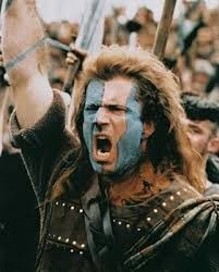 Создать мем: brave heart, mel gibson, william wallace
