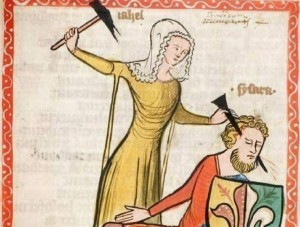 Create meme: meme , humor , paintings of the middle ages