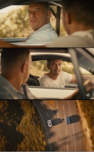 Create meme: fast and furious 7 , actor Paul Walker , meme of fast and furious 7
