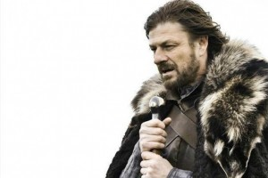 Create meme: winter is coming , x is coming, game of thrones