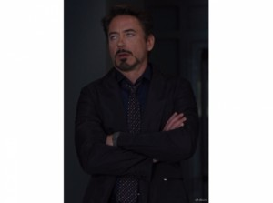 Создать мем: Tony Stark is my face
