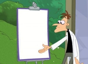 Create meme: meme fufillment and poster, phineas and ferb blank memes, Phineas and Ferb