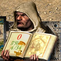 Create meme: Stronghold Crusader , my Lord, the Treasury, the Treasury empty my Lord the picture