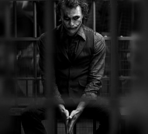 Создать мем: joker темный рыцарь, dark knight joker, heath ledger joker