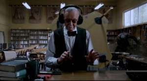 Create meme: Stan-Lee-The-Amazing-Spider-Man-Cameo