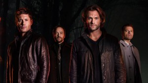Создать мем: Supernatural 12 Season
