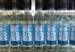 Create meme: vodka neat, vodka , vodka non-alcoholic