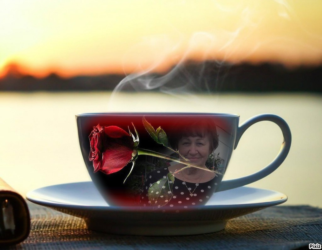 Create Meme A Cup Of Coffee At Dawn Good Morning Business Morning