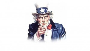 Создать мем: uncle sam, i want you, we want you