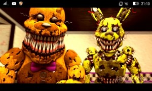 Создать мем: springtrap, five night at freddy s, five nights at freddys 4