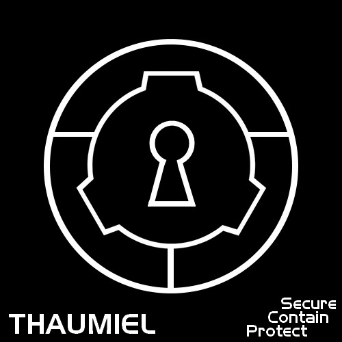 Thaumiel Scp Symbol / Therefore, we also have scp apollyon and scp thaumiel.