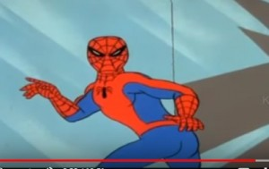 Create meme: spidey , Spiderman meme , old spider man meme