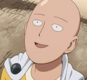 Создать мем: one punch man saitama, one punch man 2, onepunchman