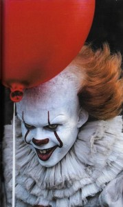 Create meme: the clown from the movie it, Pennywise
