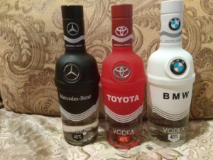 Create meme: vodka Toyota, vodka BMW bmw, kashchey vodka vodka
