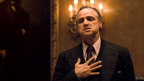 Image result for brando as the godfather