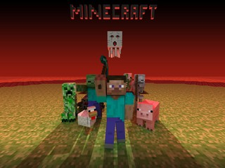 Create Meme Square Minecraft Photo Of Mob In Minecraft