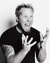 Image result for james hetfield meme