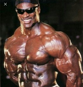Create meme: ronnie coleman son, ronnie coleman wallpaper, ronnie coleman everybody wants to be a