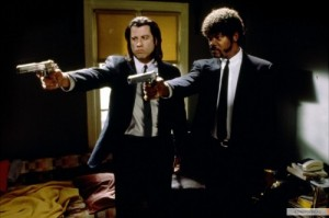 Создать мем: Pulpfiction