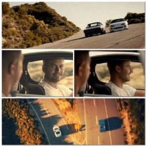 Create meme: paul walker , VIN diesel and Paul Walker meme, fast and furious 7
