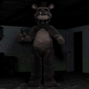 Создать мем: фнаф, five-nights-at-freddy's security breach аниматроники на сцене, аниматроник фиолетовый фредди