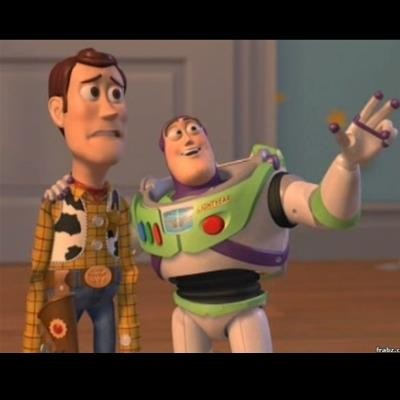 Create Meme Buzz And Woody Meme Generator Toy Story Everywhere