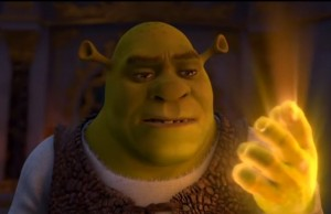Создать мем: shrek 4, shrek the third, shrek forever after