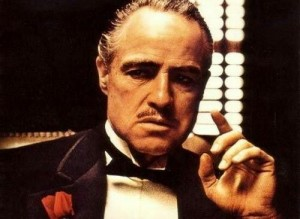 Create meme: corleone , but do it without respect meme, doing it without respect