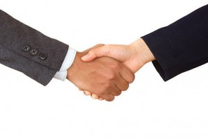 Create meme: partnership handshake, handshake deal, business handshake