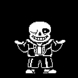 Создать мем: sans, undertale sans sprite, sans the skeleton