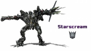 Создать мем: Starscream