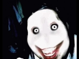 Create meme: Jeff The Killer, jeff the killer gif, the face of Jeff the killer
