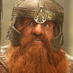 Создать мем: john rhys davies, the lord of the rings the two towers, meme generator