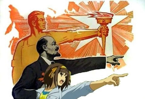 Create Meme The Ussr And Anime The Ussr And Anime Anime