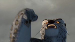 Create meme: tai lung and ugwa, Kung fu Panda , finally a worthy adversary, kung fu Panda