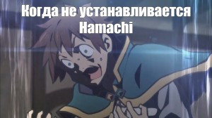 Create meme: konosova Kazama jokes, anime , photo konosuba memes