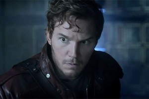 Создать мем: guardians of the galaxy, отец квилла, chris pratt