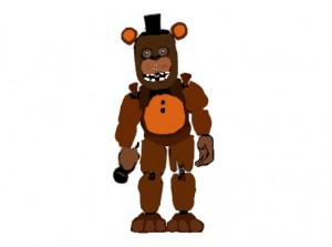 Create meme: from withered freddy full body, from withered freddy fnaf 2, old freddy fnaf 2