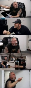 Создать мем: american chopper argument мем, american chopper мем создать, american chopper