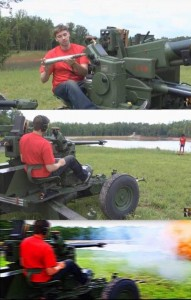 Create meme: military equipment , dank memes templates, funny picture shooting with guns