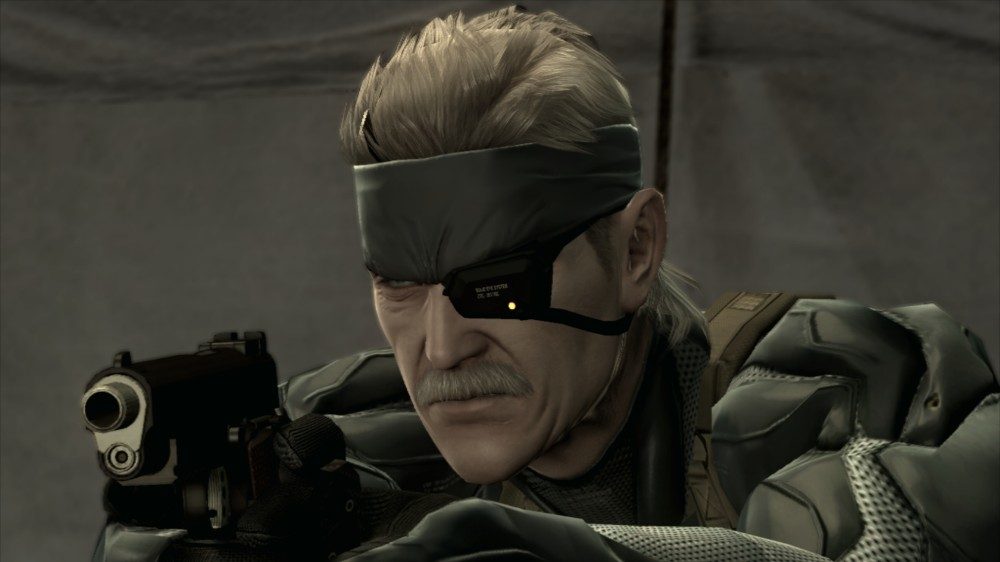 Create Meme Metal Gear Solid Guns Of The Patriots Old