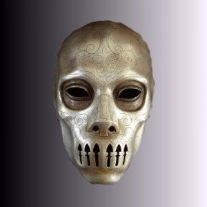 Create meme: Typical Death Eater , mask , mask