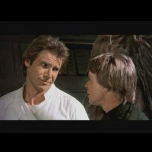 Create meme: han solo , luke skywalker , harrison ford
