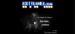 Создать мем: Five Nights At Freddys 4   SCOTTGAMES